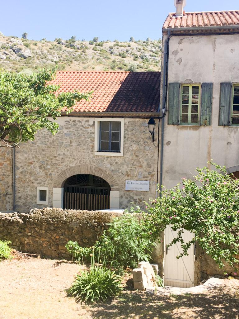 Domaine Les Enfants Sauvage, Fitou, Vignable en Byodynamie, vin nature