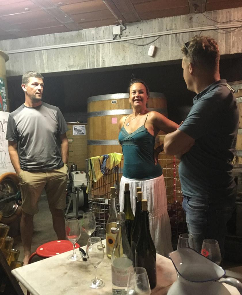 Domaine des Mathouans, Aline Hock et Renaud, Latour, vin nature,