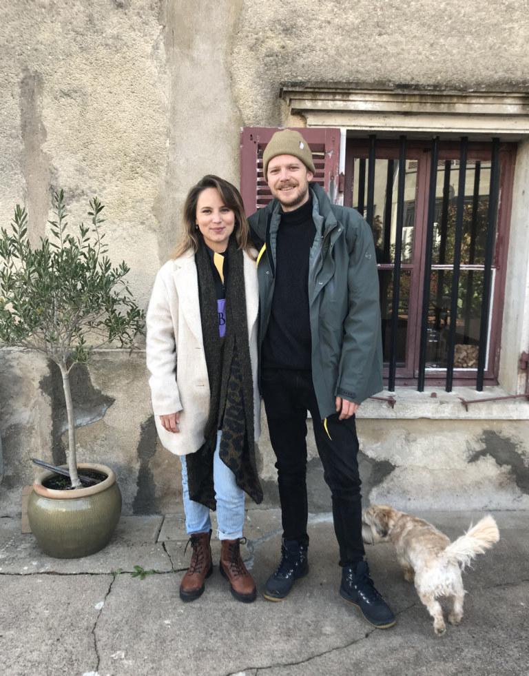 Clos du bateau, Sylvie et Thierry, vigneron.ne.s nature dans le Beaujolais