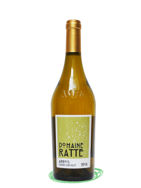 Domaine Ratte Chardonnay Grand Curoulet 2018