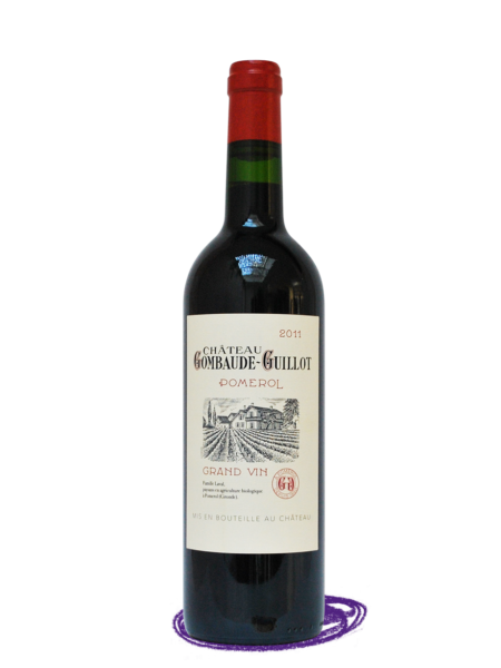 chateau gombaude guillot pomerol 2011