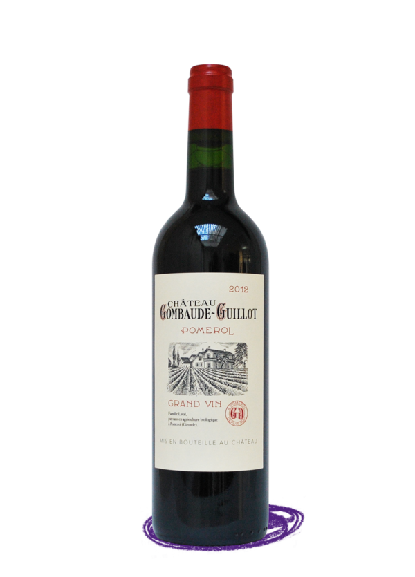 chateau gombaude guillot pomerol 2012