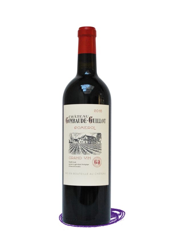 chateau gombaude guillot pomerol 2015