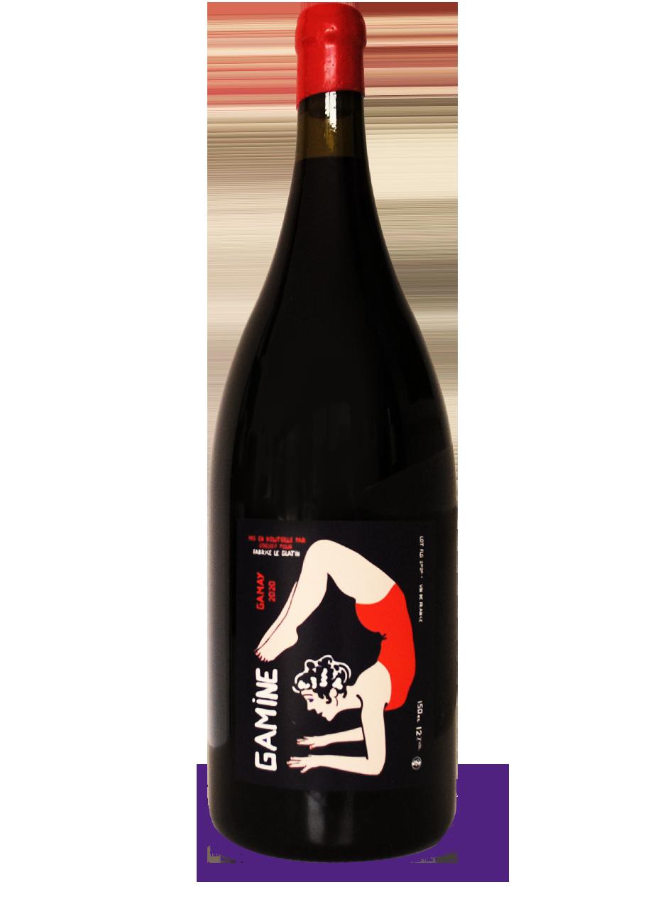 Gamine Magnum 2020 · Domaine de la Cure — buneba · vins libres